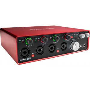 Focusrite Scarlett 18i8 2nd Generation - Interfaccia Audio USB