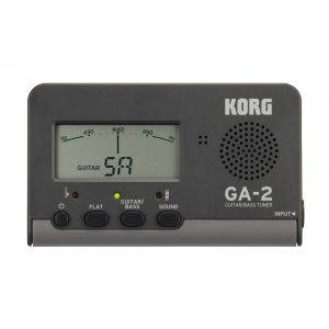 KORG GA-2 - Accordatore per Chitarra / Basso
