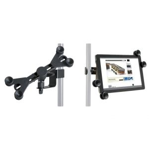 "Gewa Supporto Universale per Tablet (Apple, Android, Windows) da 7"" a 10.1"""