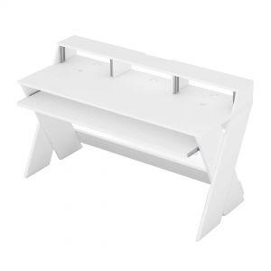 Glorious Sound Desk Pro White Tavolo da Studio Bianco Professionale