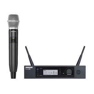 SHURE GLXD24RE/SM86 - Radiomicrofono Digitale Professionale / Palmare