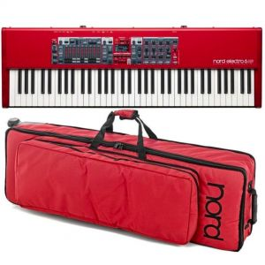 Nord Electro 6 HP con Soft Case