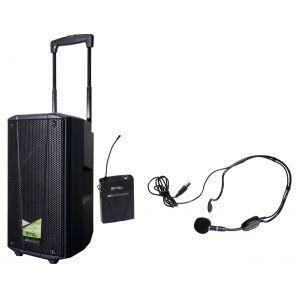 dB Technologies B Hype M BT- Diffusore a Batteria 190W Archetto wireless