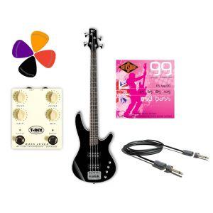 Ibanez SRX360-BK Pack - Basso Elettrico con Accessori
