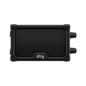 IK MULTIMEDIA iRig NANO AMP - Micro Amplificatore Portatile / Interfaccia per IRig a Batterie 3W