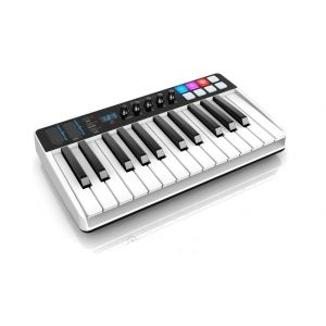 IK Multimedia iRig Keys I/O 25 - Master Keyboard 25 Tasti