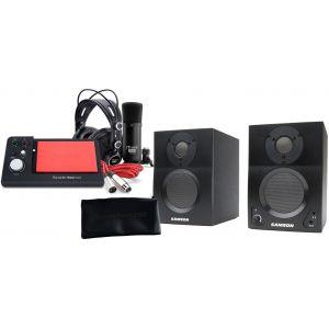 FOCUSRITE iTrack Dock Studio / (Coppia) Monitor attivi da 30w a 2 vie con Bluetooth