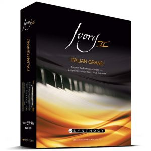 Synthogy Ivory II Italian Grand - Software di Produzione Musicale
