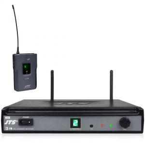 JTS E-7R/E-7TB - Radiomicrofono UHF con Bodypack
