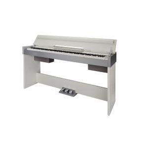 Medeli CDP 5000 W - Pianoforte Digitale 88 Tasti con Mobile Bianco
