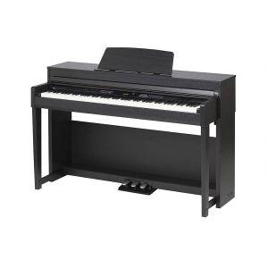 """MEDELI DP-460K - Pianoforte Digitale Verticale Con Tastiera Da 88 Tasti """"Hammer Action"""" E 256 Note Di Polifonia."""