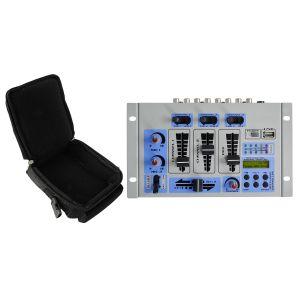KARMA MX 2042USB Mixer con Borsa Imbottita Compatibile