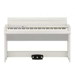 KORG C1 AIR WHITE - Pianoforte Digitale Bianco