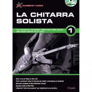 Massimo Varini la chitarra Solista Volume 1 con DVD