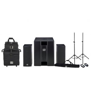 LD Systems Dave 8 Roadie Bundle