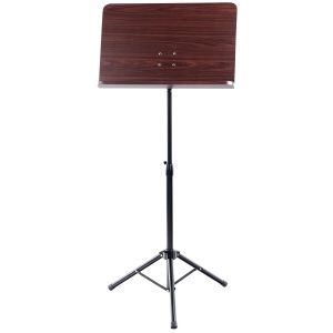 Leggio Musicale con Tavola in Legno