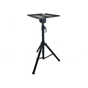 Supporto Mixer DJ PC portatile Inclinabile base quadrata Stand proiettori Leggio