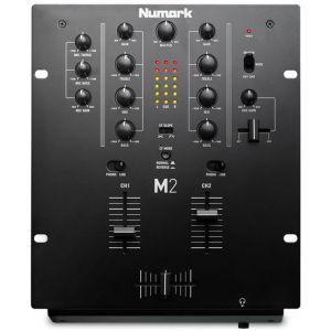 Numark M2 Mixer Audio DJ e karaoke