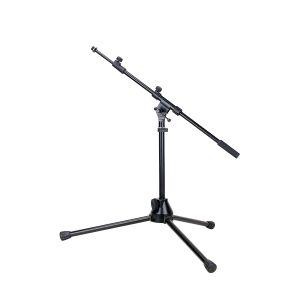 Asta Microfonica a Giraffa Nana Ridotta bassa da tavolo o per microfono batteria