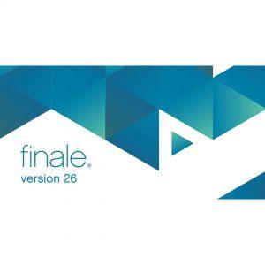 Make Music Finale 26 in Italiano - Programma di Notazione e Stampa Musicale Pro per PC/Mac