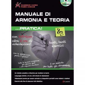 Massimo Varini Manuale di Armonia e Teoria.. Pratica con DVD