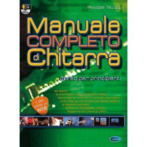 Manuale per chitarra Massimo Varini con DVD