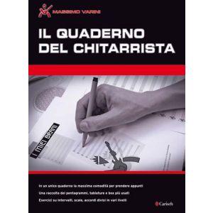 Il Quaderno del Chitarrista Massimo Varini
