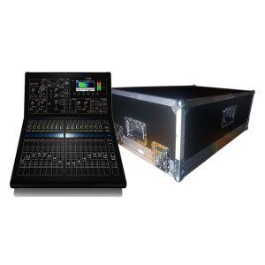 Midas M32R Mixer Digitale 32 Ch con Flight Case