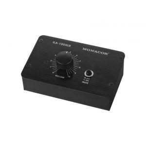 Monacor ILA 100 XLR - Attenuatore Passivo XLR