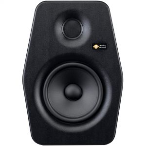 Monkey Banana Turbo 6 Black Monitor Cassa da Studio Attiva Biamplificata 90W