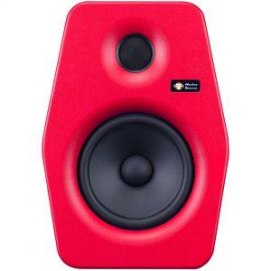 Monkey Banana Turbo 6 Red Monitor Cassa da Studio Attiva Biamplificata 90W