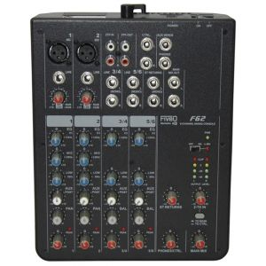 Montarbo FiveO F62 - Mixer 6 Ch