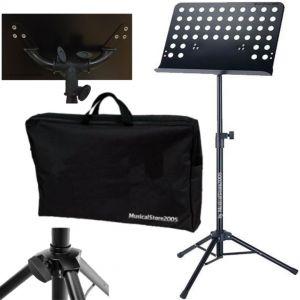 LG102 Leggio Musicale professionale portatile tipo Proel per spartiti orchestre