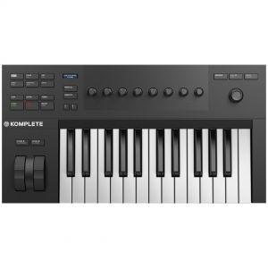Native Instruments Komplete Kontrol A25 - Tastiera Controller MIDI/USB 25 Tasti