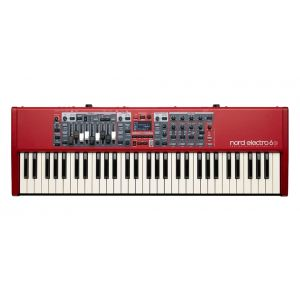 Nord Electro 6D 61 - Tastiera All-in-One 61 Tasti