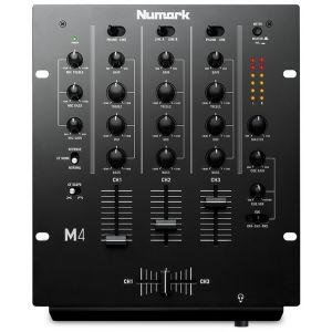 NUMARK M4 - MIXER 3 CANALI + INGRESSO MIC