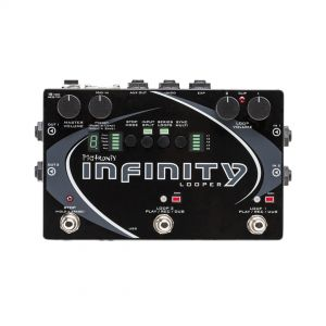 Pigtronix Infinity Looper - Pedale Looper Stereo con Sync