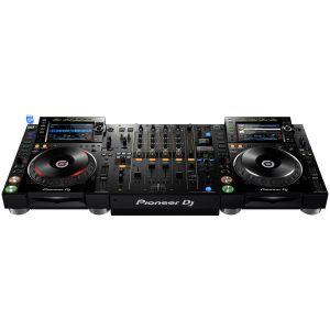 Pioneer DJ SET: 2 x CDJ2000 NXS2 + DJM900 NXS2