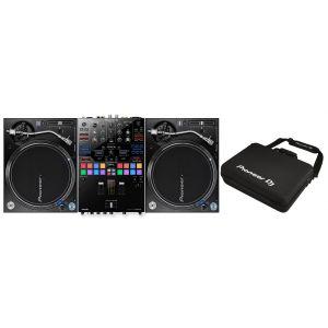 Pioneer DJ PLX 1000 (Coppia) / DJM S9 / Borsa per Mixer