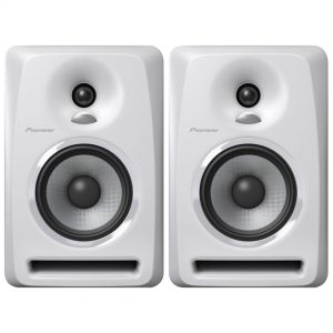 Pioneer S-DJ50X-W White Coppia - Monitor da Studio Bianca 80W
