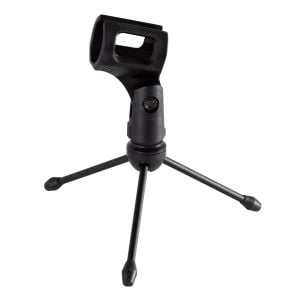 Gator GFW-MIC-0251 Mini-stand da tavolo treppiede Supporto microfono wireless