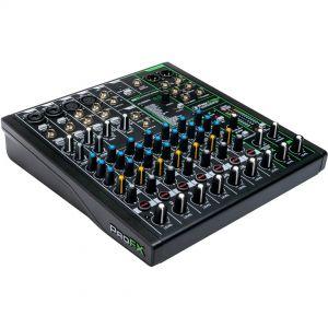 Mackie PROFX10V3 Mixer da 10 Canali USB con Effetti per Dj