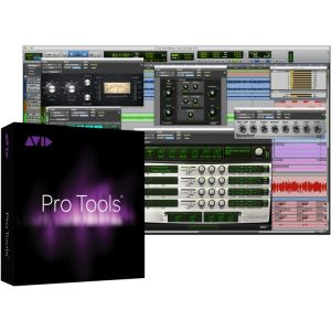 AVID Pro Tools Perpetual License + iLok Omaggio!