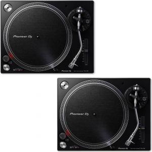Pioneer PLX 500 K Black (Coppia) - Giradischi per DJ