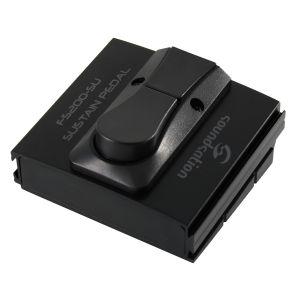 SOUNDSATION Pedale sustain per tastiera con switch per la selezione dello stato