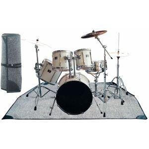ROCKBAG RB22200B Tappeto ISO richiudibile per batteria acustica 160X200 cm