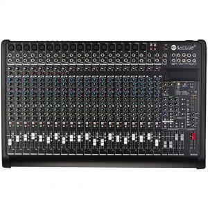 RCF L-PAD 24CX USB - Mixer Analogico 24 Canali con Effetti