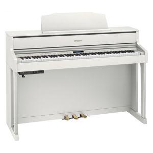 Roland HP605 WH - Pianoforte Digitale Bianco Satinato