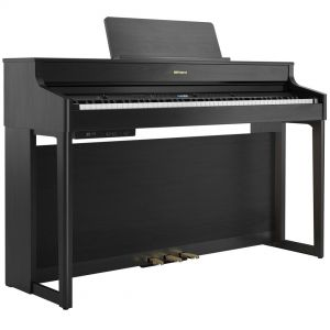 Roland HP702 Charcoal Black - Pianoforte Digitale 88 Tasti