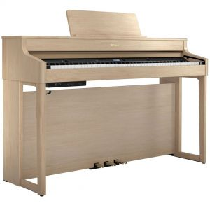 Roland HP702 Light Oak - Pianoforte Digitale 88 Tasti
